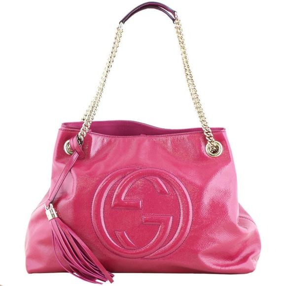 Gucci Bags   Soho Medium Shoulder Bag   Poshmark d21c5e0852e